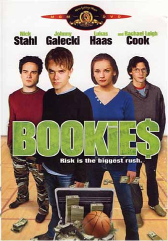 Bookies DVD Movie