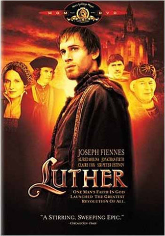 Luther DVD Movie