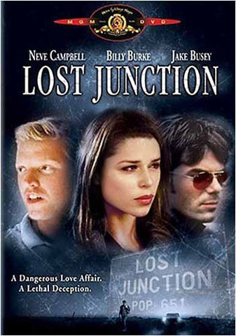 Lost Junction DVD Movie