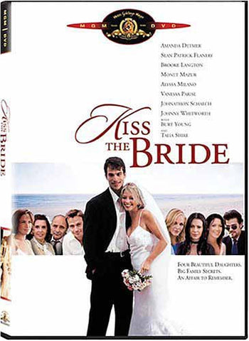 Kiss The Bride DVD Movie