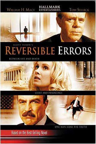 Reversible Errors DVD Movie