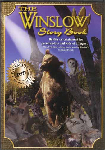 The Winslow Story Book: The Christmas Bear DVD Movie