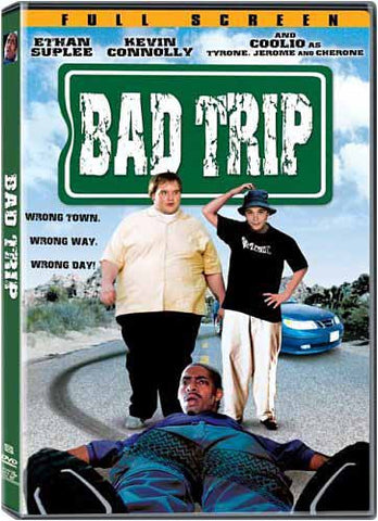 Bad Trip DVD Movie