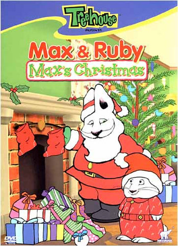 Max and Ruby - Max's Christmas DVD Movie