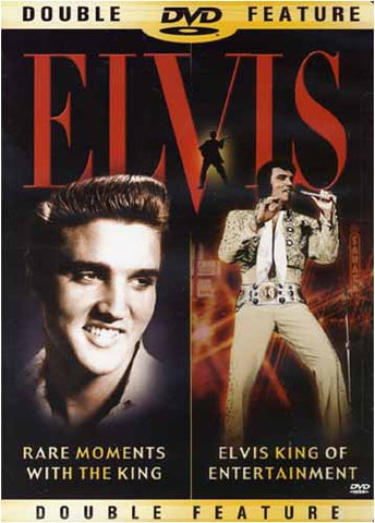Elvis: Rare Moments With The King/King of Entertainment (Boxset) DVD Movie