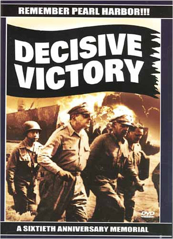 Decisive Victory DVD Movie