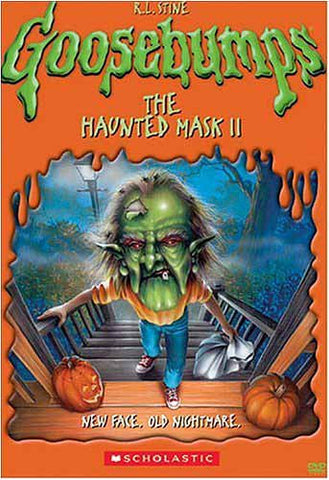 Goosebumps - The Haunted Mask II DVD Movie