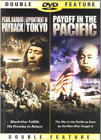 Pearl Harbor Payback / Appointment in Tokyo / Payoff in The Pacific DVD Movie