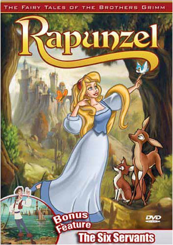 Rapunzel / The Six Servants - The Brothers Grimm DVD Movie