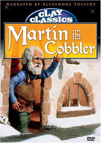 Clay Classics: Martin the Cobbler DVD Movie