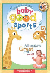 Baby Good Sports - All Creatures Great and Small (Fullscreen)