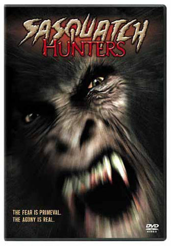 Sasquatch Hunters DVD Movie