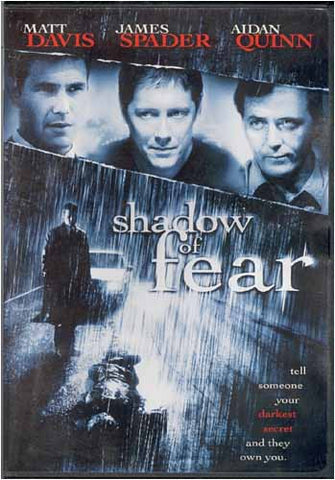 Shadow of Fear DVD Movie