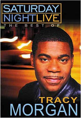 Saturday Night Live - The Best of Tracy Morgan (black cover)