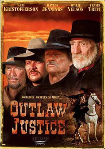 Outlaw Justice DVD Movie