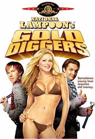 National Lampoon s Gold Diggers DVD Movie