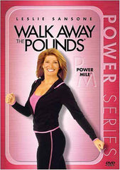 Leslie Sansone Walk Away the PoundsPower Series - Power Mile