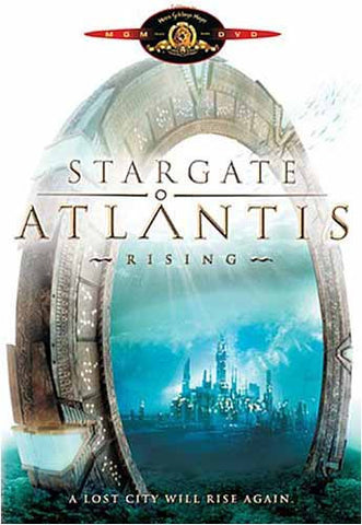 Stargate: Atlantis - Rising DVD Movie