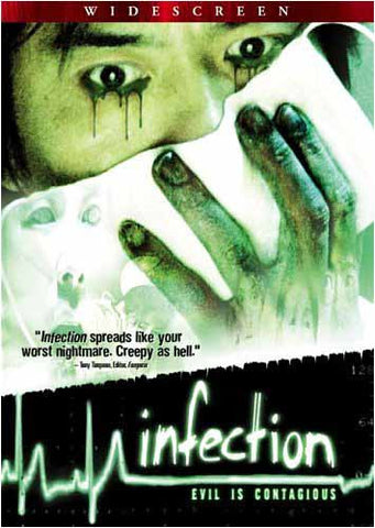 Infection DVD Movie