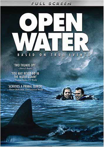 Open Water (Full Screen) DVD Movie
