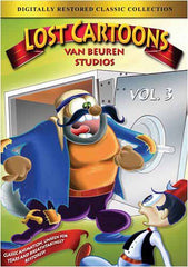 The Lost Cartoons, Vol. 3: Van Beuren Studios