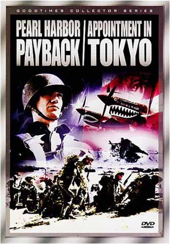 Pearl Harbor Payback / Appointment in Tokyo DVD Movie