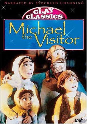 Clay Classics: Michael the Visitor DVD Movie