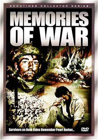 Memories of War DVD Movie