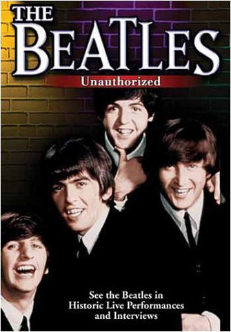 The Beatles - Unauthorized DVD Movie