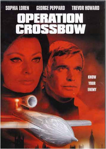 Operation Crossbow DVD Movie