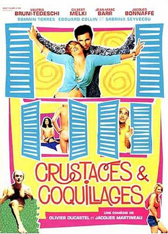 Crustaces And Coquillages (Cote D'Azur) DVD Movie