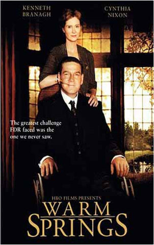 Warm Springs (Kenneth branagh) DVD Movie