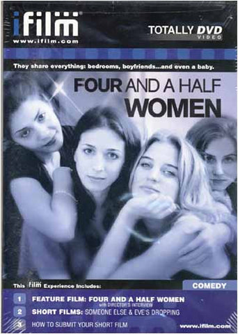 Four And A Half Women DVD Movie