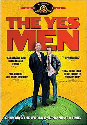 The Yes Men DVD Movie