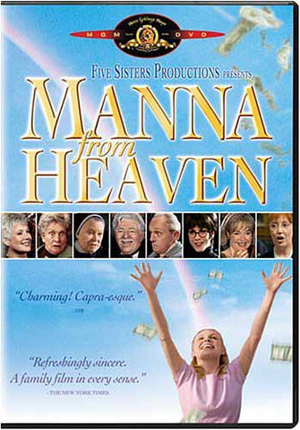 Manna From Heaven DVD Movie