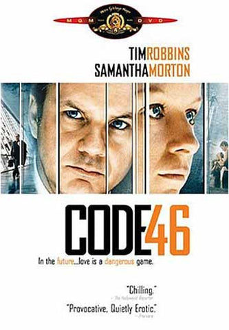 Code 46 DVD Movie