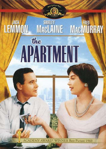 The Apartment (MGM) DVD Movie