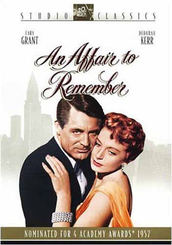 An Affair to Remember (Studio Classics) DVD Movie