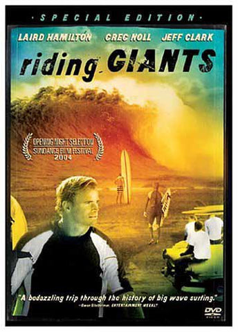 Riding Giants (Special Edition) DVD Movie