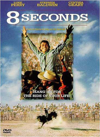 8 Seconds (Widescreen/Fullscreen) DVD Movie