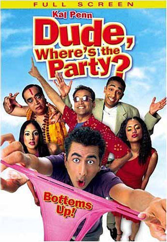 Dude, Where's the Party? DVD Movie