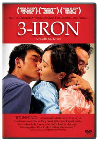 3-Iron DVD Movie