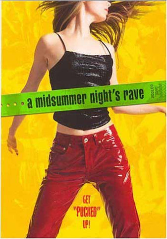 A Midsummer Night s Rave DVD Movie