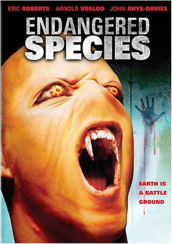 Endangered Species DVD Movie