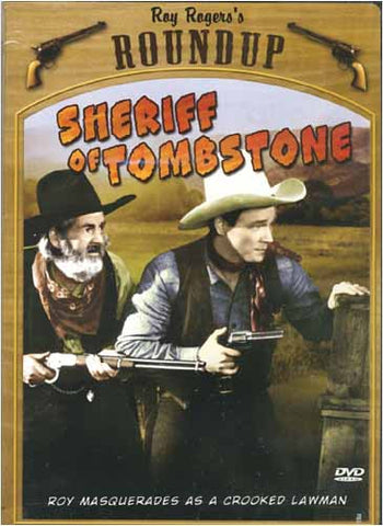 Sheriff of Tombstone DVD Movie