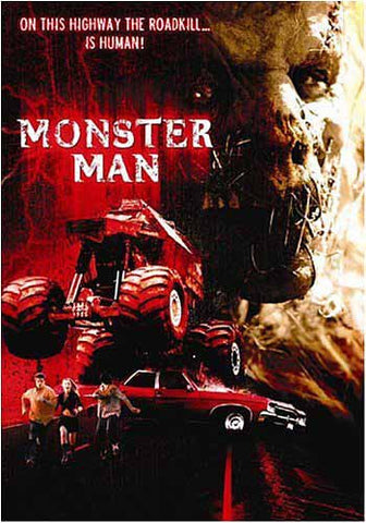 Monster Man DVD Movie