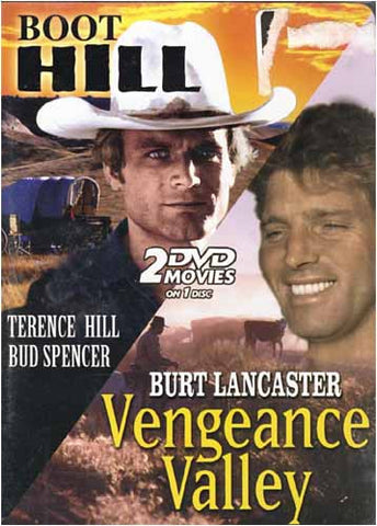 Boot Hill / Vengeance Valley DVD Movie