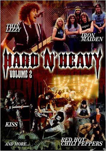 Hard 'N' Heavy, Vol. 2 DVD Movie