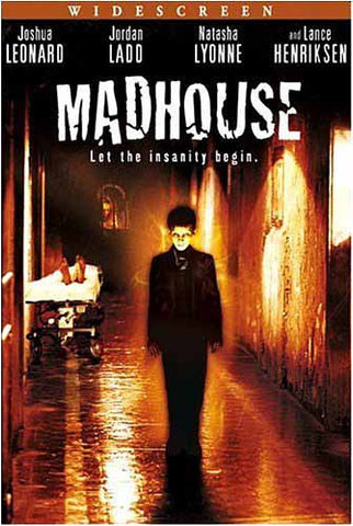 Madhouse DVD Movie