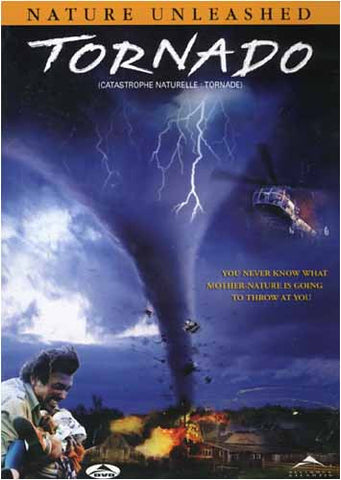 Nature Unleashed - Tornado DVD Movie